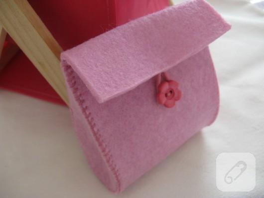 keçe cüzdan yapımı