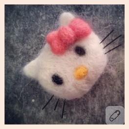 Keçe Hello Kitty