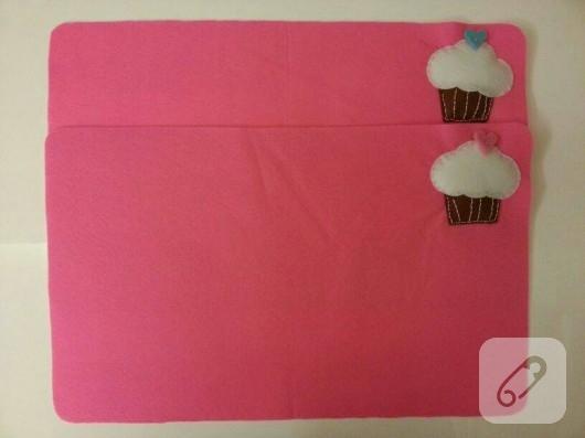 Cupcake amerikan servis