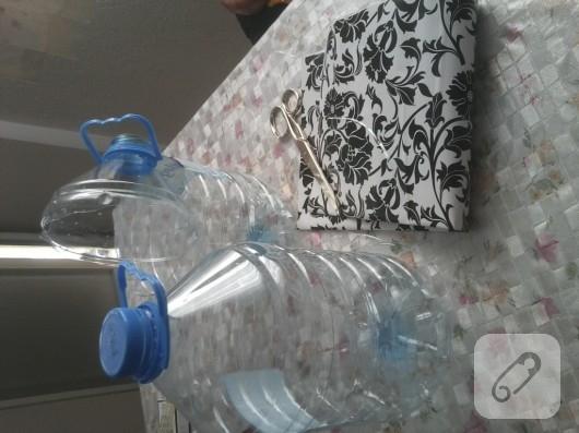 Pet şişeden yapılabilecek geri dönüşüm fikirleri