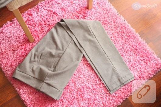 Kışlık sigaret pantolon