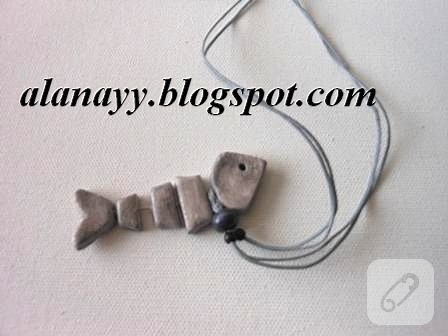 Seramik kolye modelleri