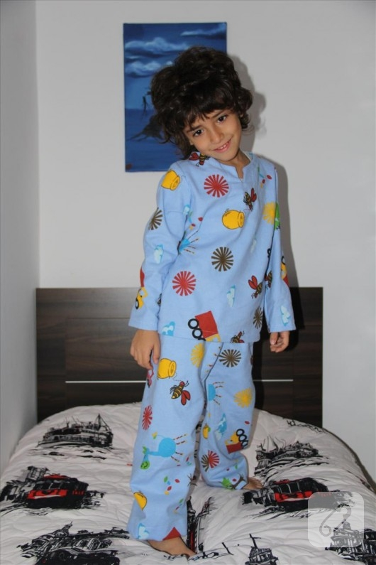 Pazen pijama