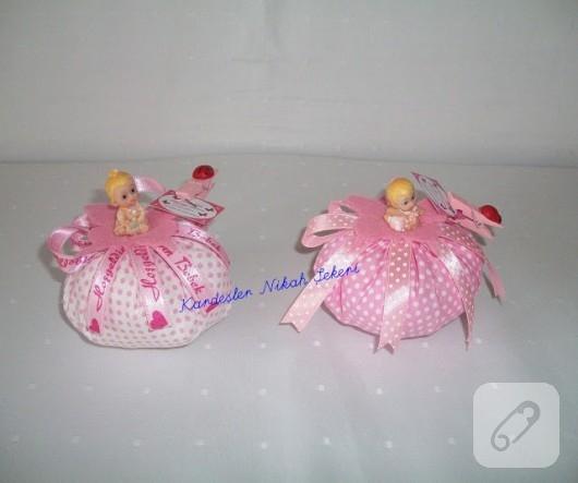 pembe bebek şekerleri