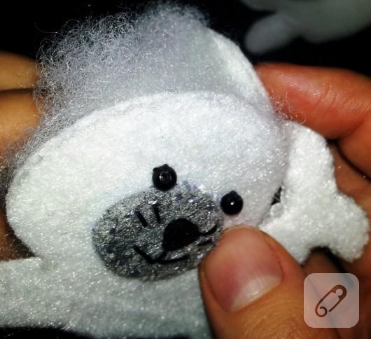 keçe oyuncak yapımı
