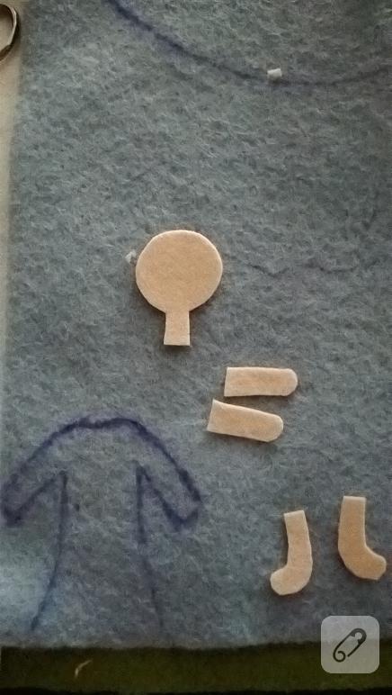 keçe ev yapımı