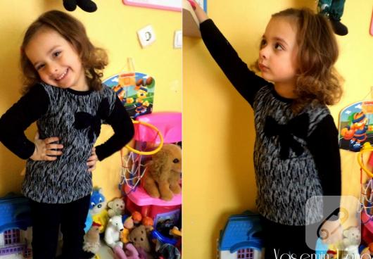 dikiş modelleri kız çocuk bluzu