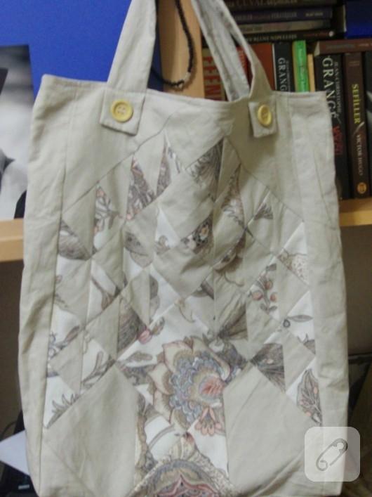 Kırkyama çanta