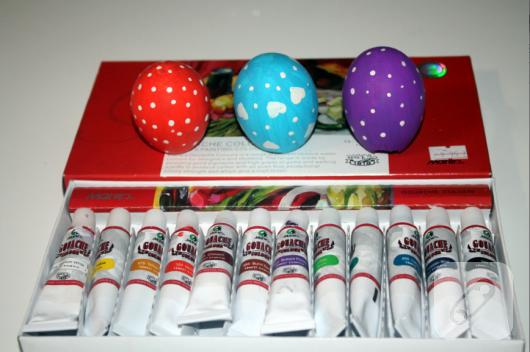 yumurta kabuklarından minik saksı yapımı