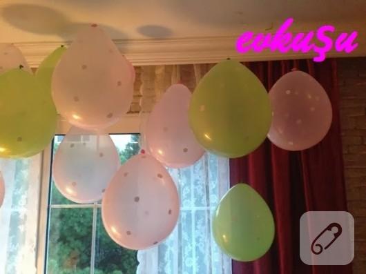 Doğum günü hazırlıkları