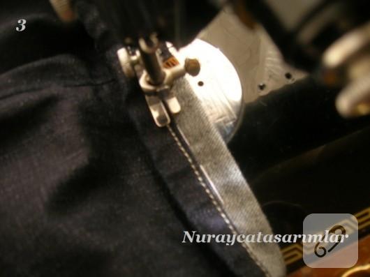 pantolon paçası dikişi