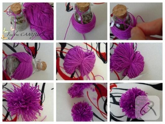 Ponpon yapımı
