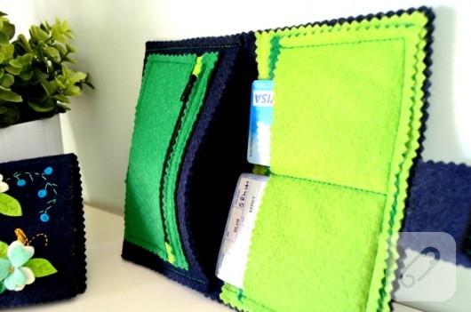 keçe cüzdan modelleri