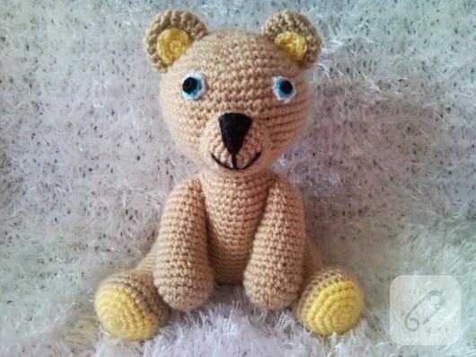 amigurumi-oyuncak-ayı