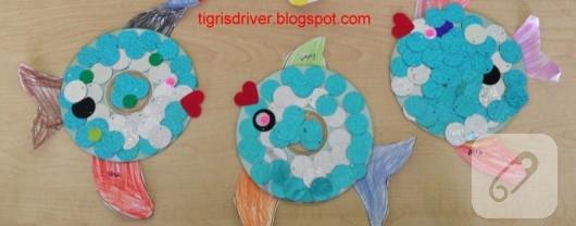 CD'den balık