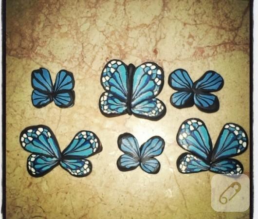 fimo-hamurundan-kelebek-magnet