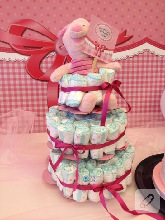 bez bebek pastası