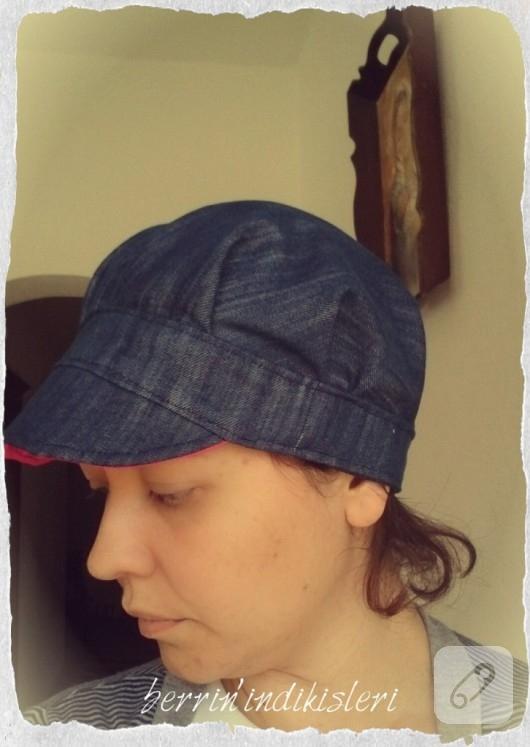kot şapka