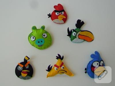 Keçe Angry Birds