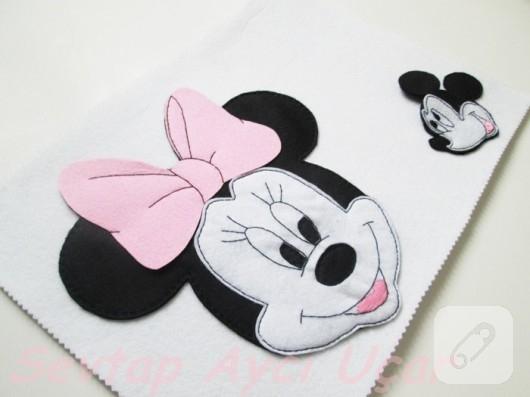 Minnie Mouse amerikan servis