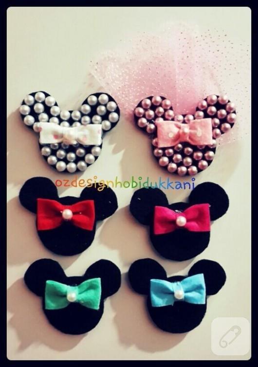 Minnie Mouse bebek şekerleri