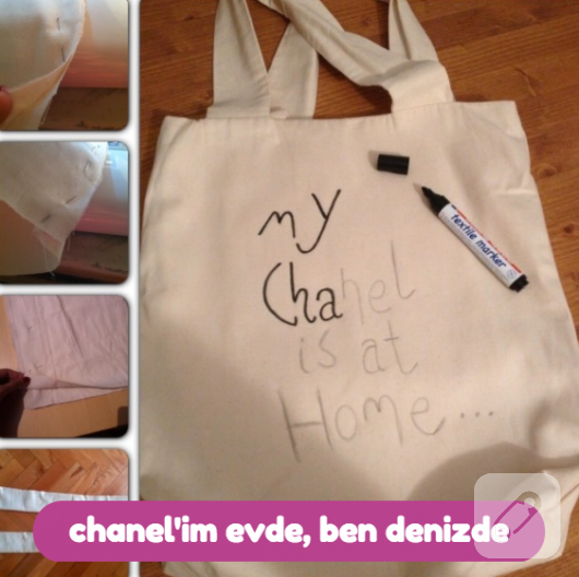 chanel-yazili-el-yapimi-bez-canta