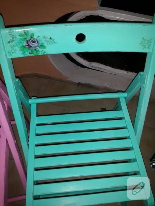 Ahşap Sandalye Boyama Ve Yenileme 10marifetorg