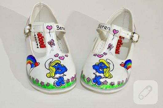 el-boyamasi-bebek-ayakkabilari