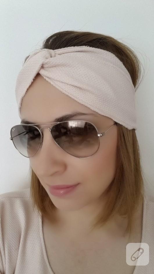 pudra-renkli-turban-bandana-yapimi