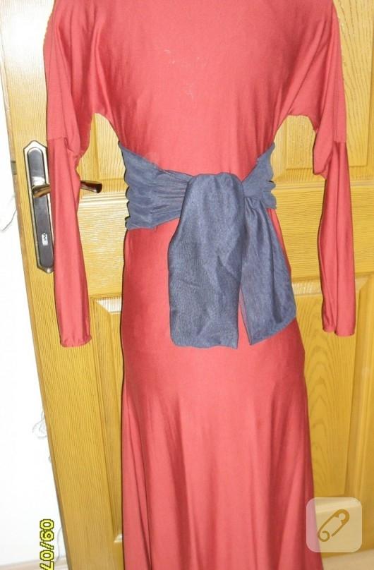 karpuz-kollu-kiremit-rengi-elbise-