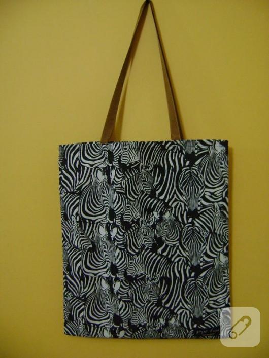 zebra-desenli-bez-canta