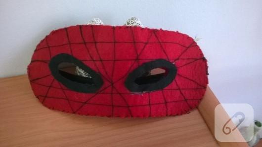 kece-spiderman-maskesi