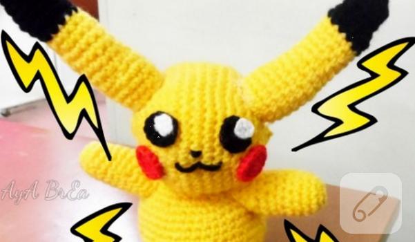 Pikachu (Pokemon) by sabrinapina on DeviantArt | Pikachu, Pokemon ... | 350x601