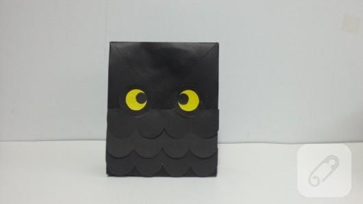 baykus-seklinde-kartondan-hediye-paketi-yapimi-8
