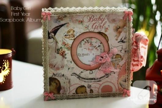 scrapbook-bebek-albumu