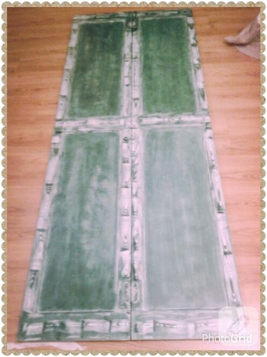eski-gardrop-kapaklarindna-yatak-basi-yapimi-mobilya-boyama-1