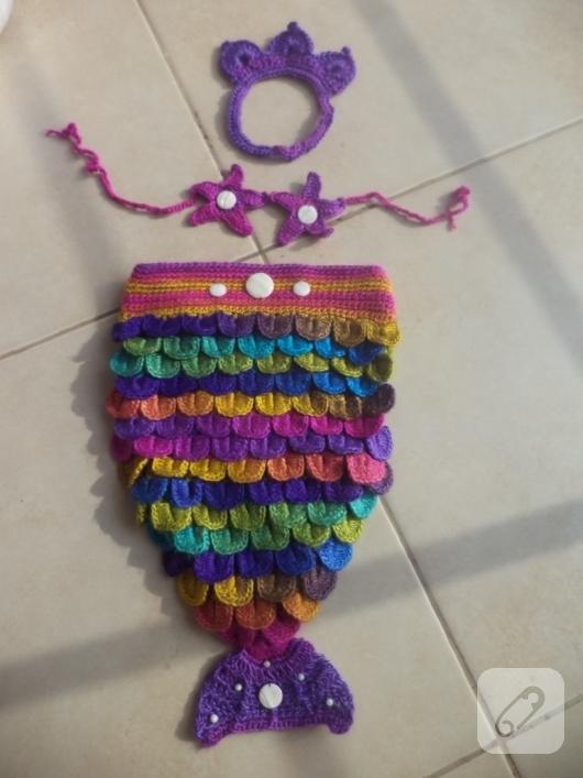 orgu-deniz-kizi-bebek-kostumu