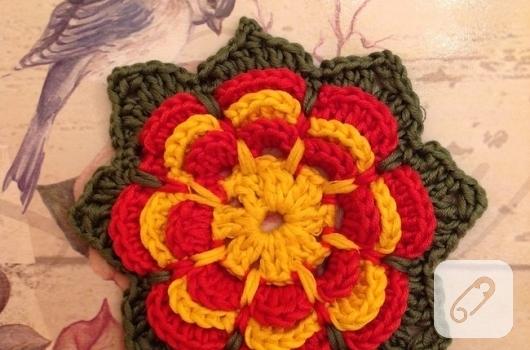 Sayfa 2 30 Tığ Işi Ve örgü çiçekler Modeller Videolar Için