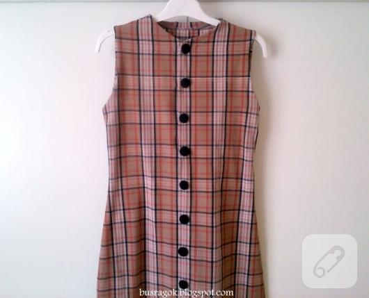 burberry-desenli-elbise-modelleri