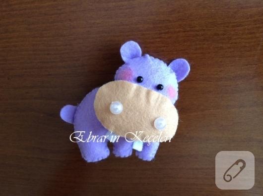 keceden-hipopotam-nasil-yapilir
