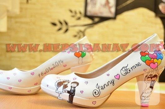 kisa-topuklu-el-boyamasi-gelin-ayakkabilari-2
