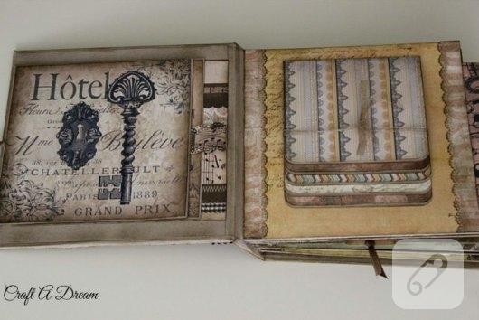 vintage-scrapbook-dugun-albumu-1