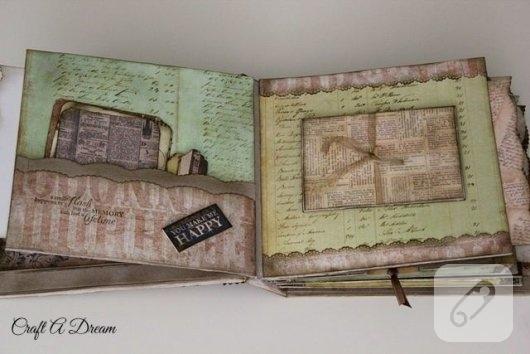 vintage-scrapbook-dugun-albumu-3