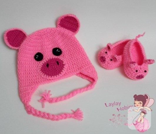 anlatimli-bebek-orguleri-domuzcuk-bere-yapimi