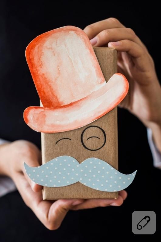 kraft-kagidindan-degisik-hediye-paketi-fikirleri