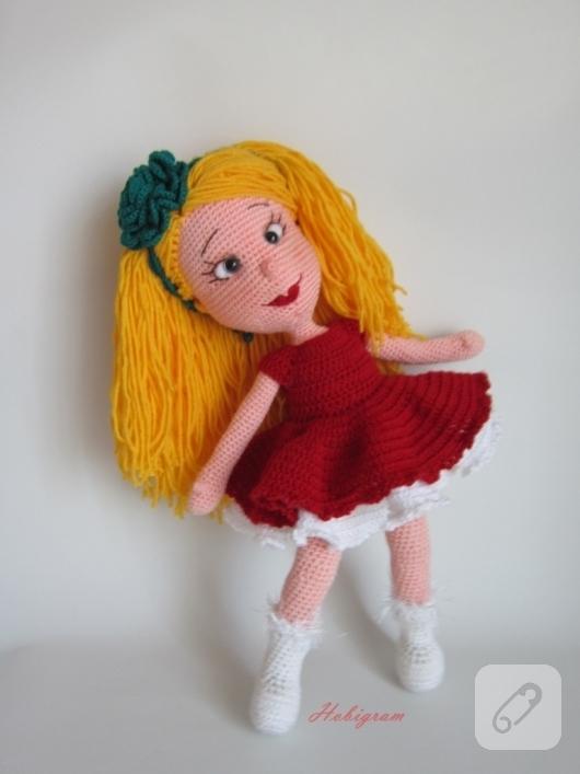 Amigurumi Pıtırcık Bebek Yapılışı-Amigurumi Pıtırcık Doll Free ... | 707x530