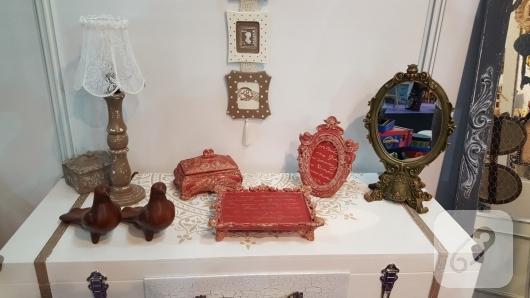 el-yapimi-ahsap-boyama-dekoratif-susler-ve-sandik