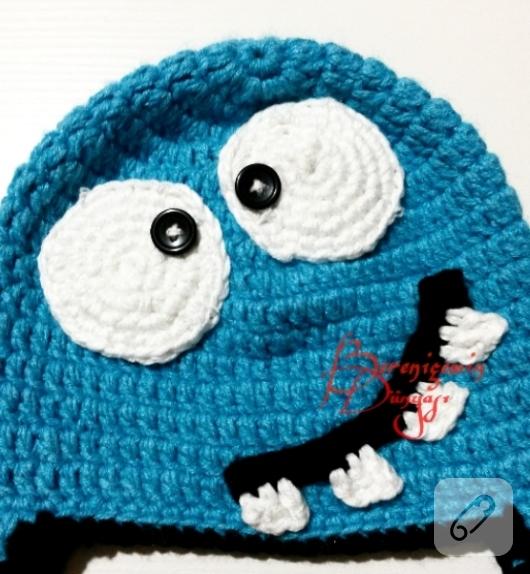 monster-mavi-kulakli-cocuk-beresi-yapimi-anlatimli-orguler-10