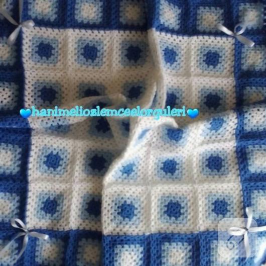 mavi-beyaz-lacivert-tig-isi-bebek-battaniyesi-modeli
