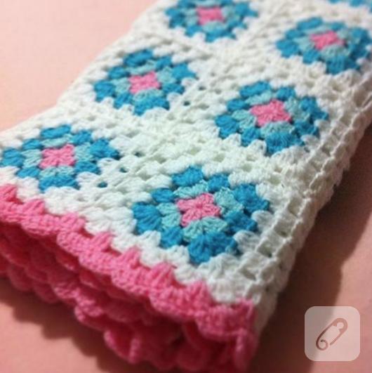 mavi-beyaz-pembe-tig-isi-bebek-battaniyesi-modeli